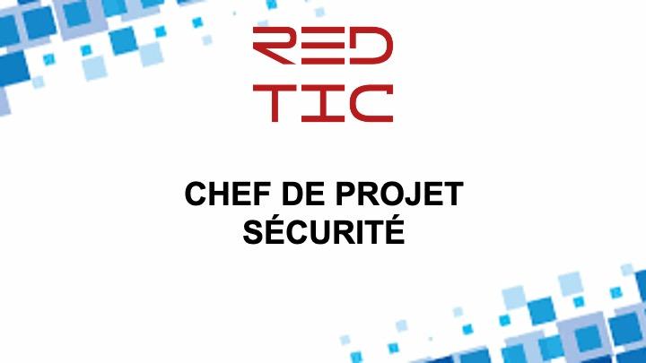 CHEF DE PROJET SÉCURITÉ