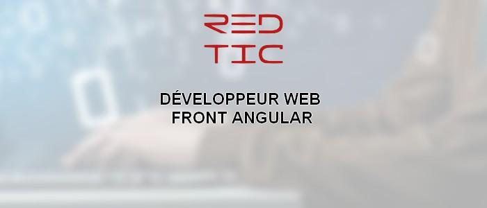DÉVELOPPEUR WEB / FRONT ANGULAR