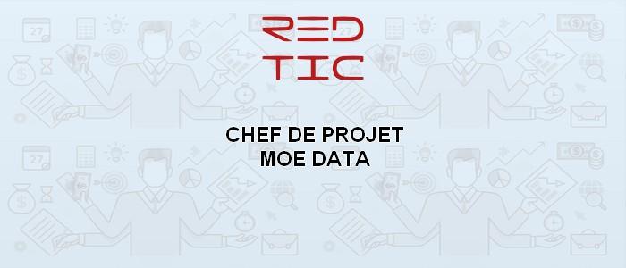 CHEF DE PROJET MOE DATA (Bancaire)