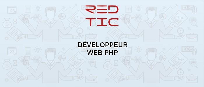 DEVELOPPEUR WEB PHP (CONFIRMÉ)