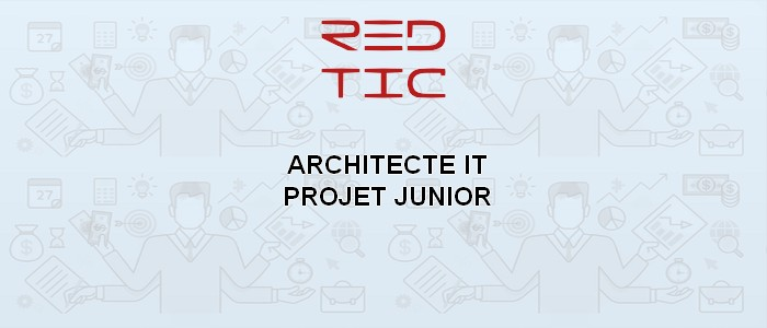 ARCHITECTE IT PROJET JUNIOR