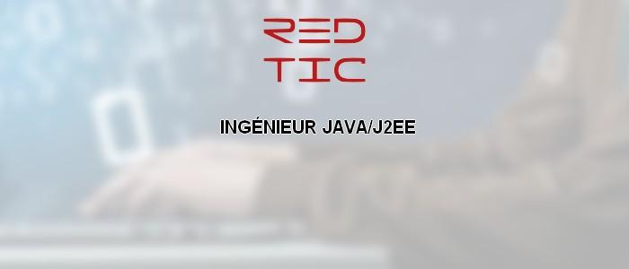 INGÉNIEUR JAVA/J2EE