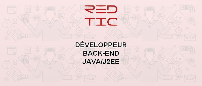 DÉVELOPPEUR BACK-END JAVA/J2EE