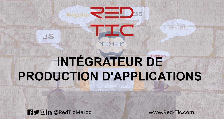 INTÉGRATEUR DE PRODUCTION D'APPLICATIONS