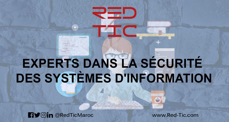 EXPERTS DANS LA SÉCURITÉ DES SYSTÈMES D'INFORMATION
