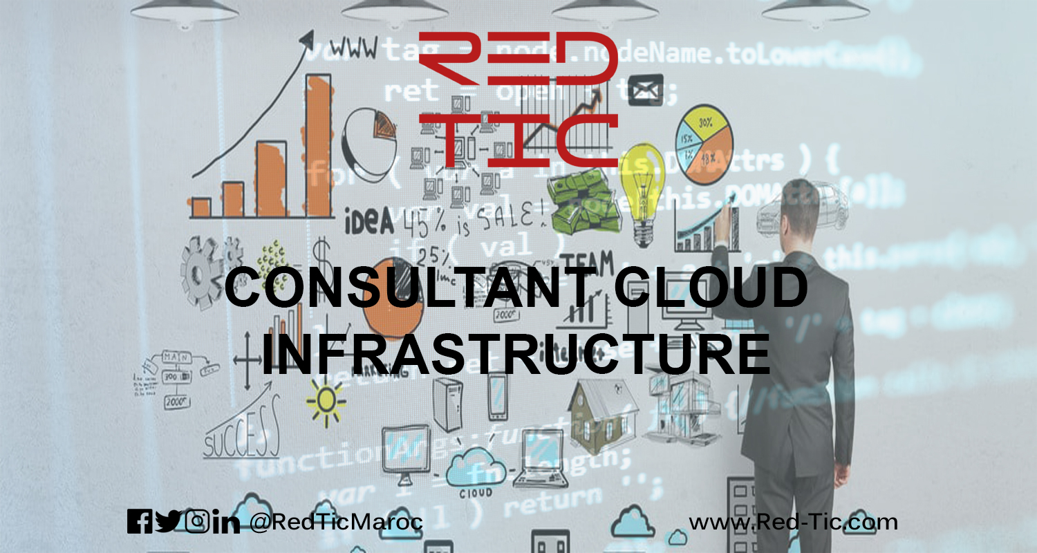 CONSULTANT CLOUD INFRASTRUCTURE