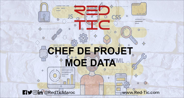 CHEF DE PROJET MOE DATA (DOMAINE BANCAIRE)