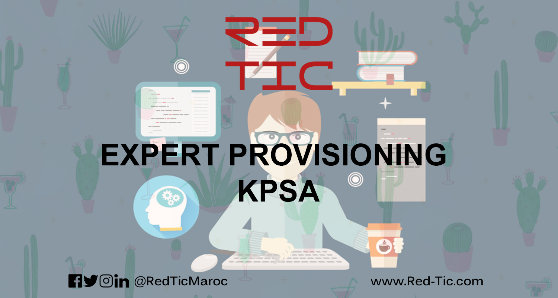EXPERT PROVISIONING KPSA