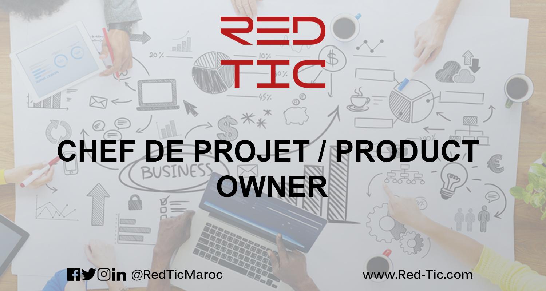 CHEF DE PROJET / PRODUCT OWNER