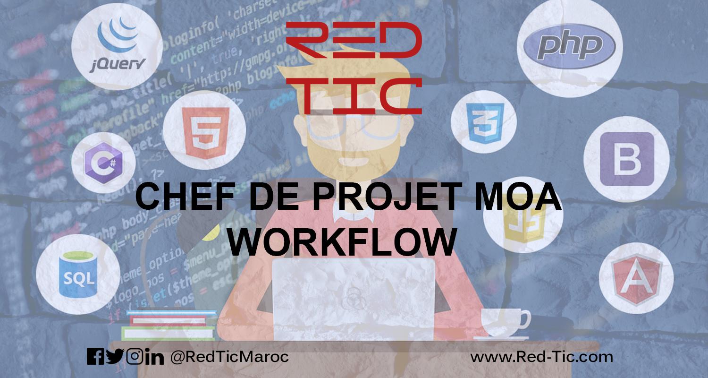 CHEF DE PROJET MOA    WORKFLOW