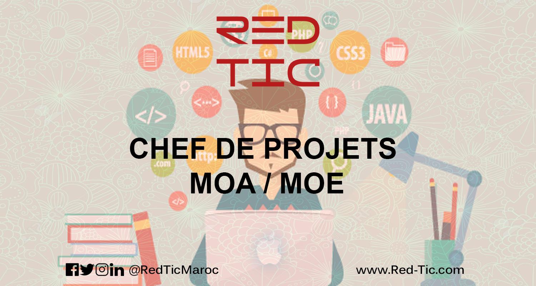 CHEF DE PROJETS MOA / MOE