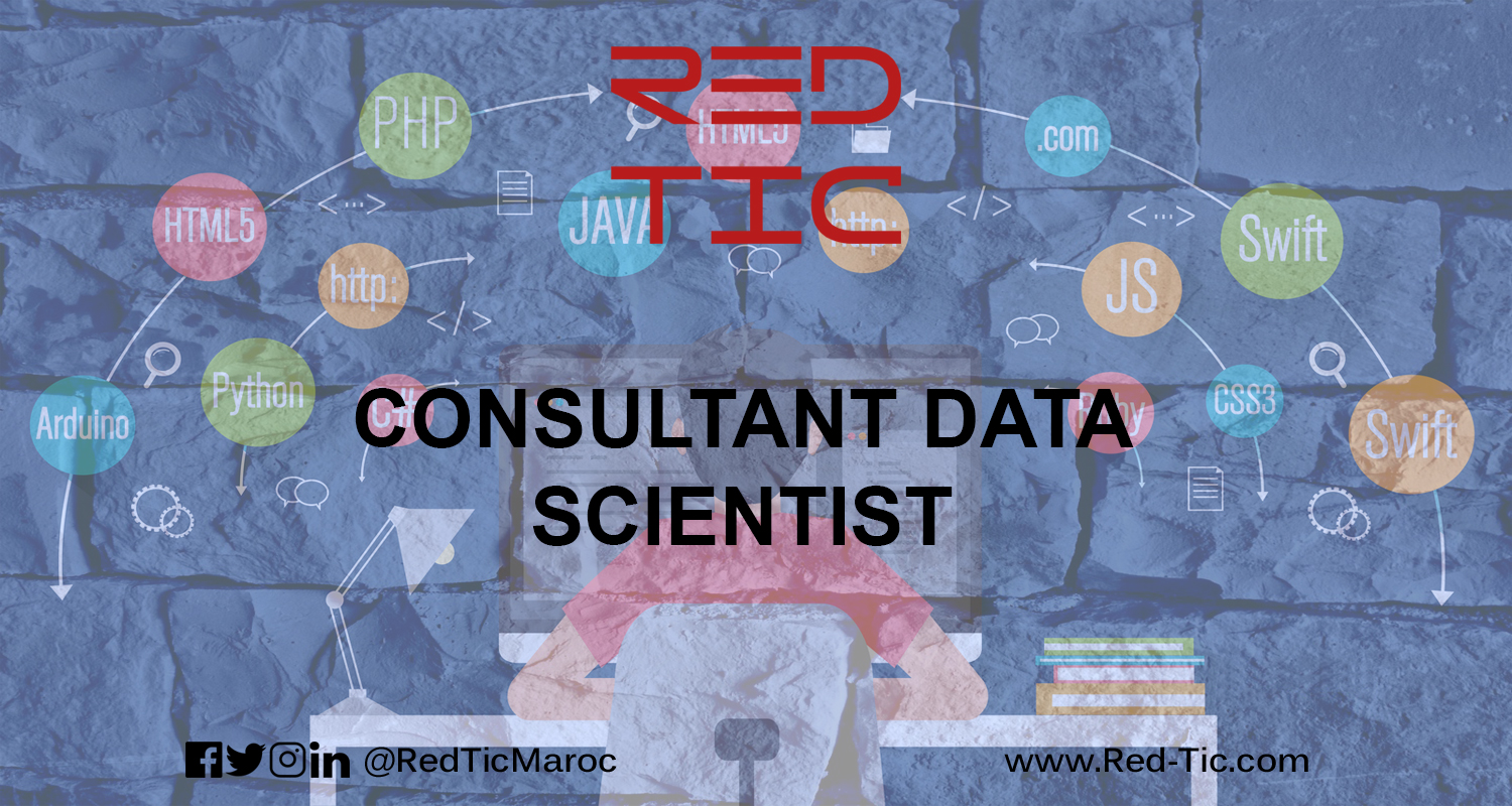 CONSULTANT DATA SCIENTIST