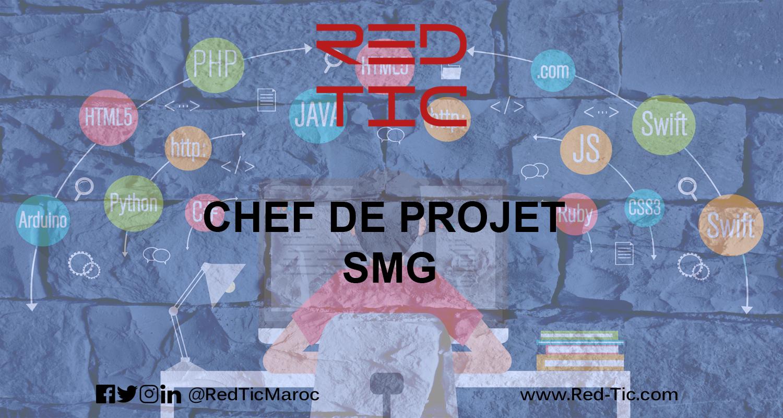 CHEF DE PROJET SMG