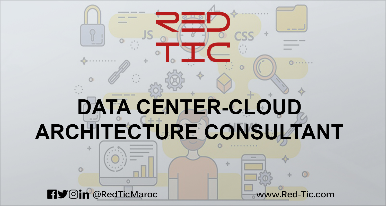 DATA CENTER-CLOUD ARCHITECTURE CONSULTANT