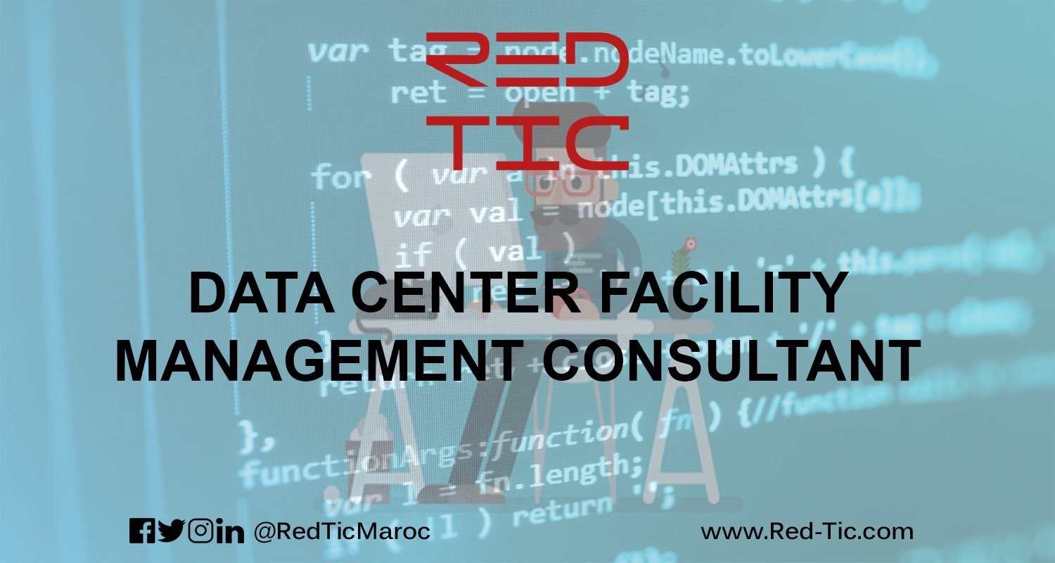 DATA CENTER FACILITY MANAGEMENT CONSULTANT