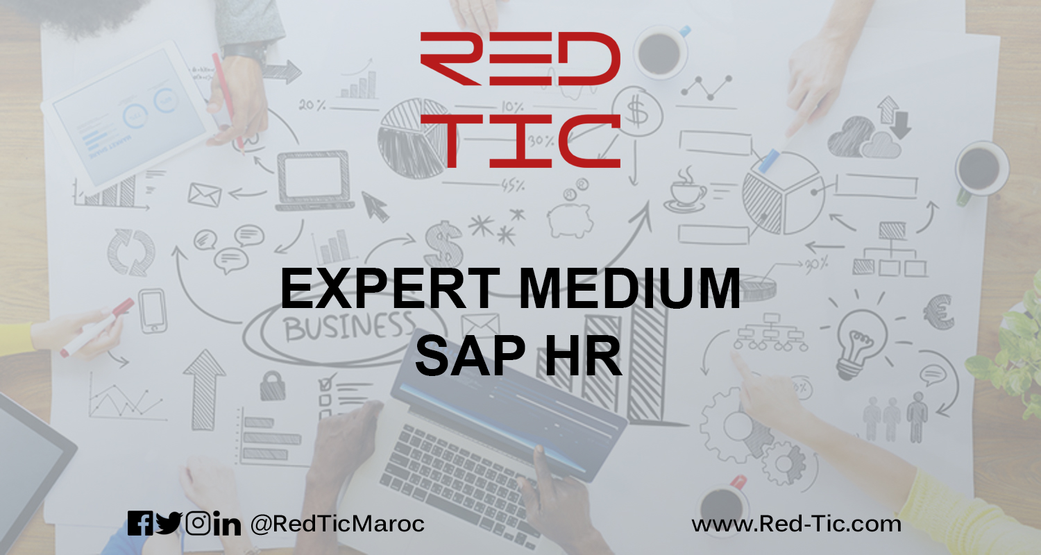 EXPERT MEDIUM SAP HR