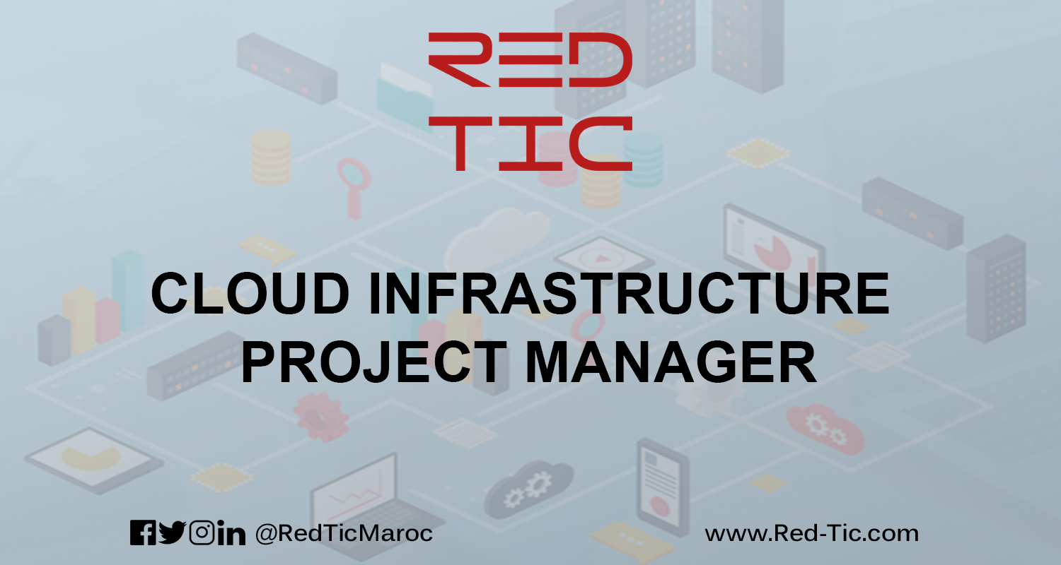 CLOUD INFRASTRUCTURE PROJECT MANAGER