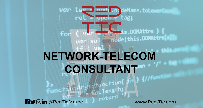 NETWORK-TELECOM CONSULTANT