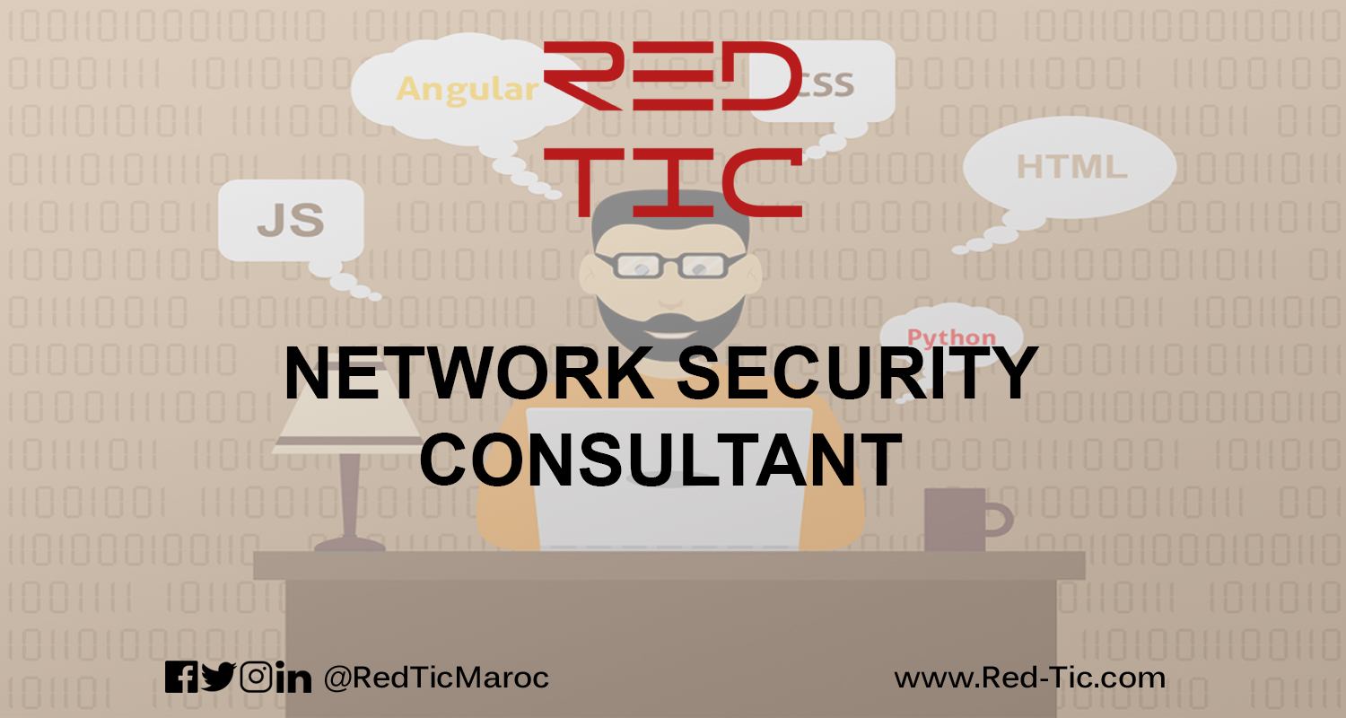 NETWORK SECURITY CONSULTANT