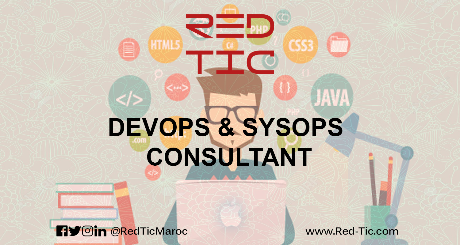 DEVOPS & SYSOPS CONSULTANT
