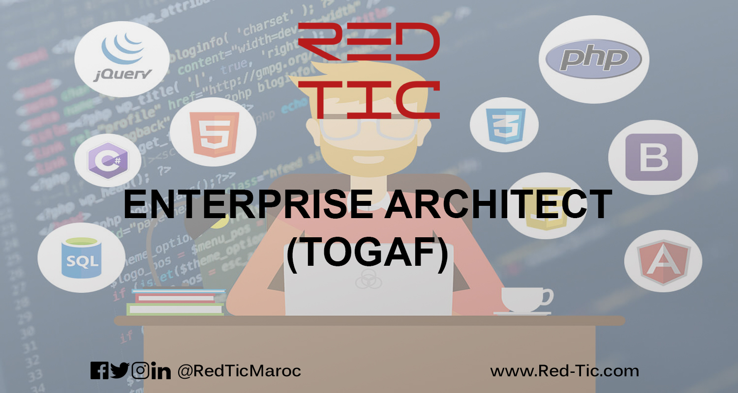 ENTERPRISE ARCHITECT (TOGAF)