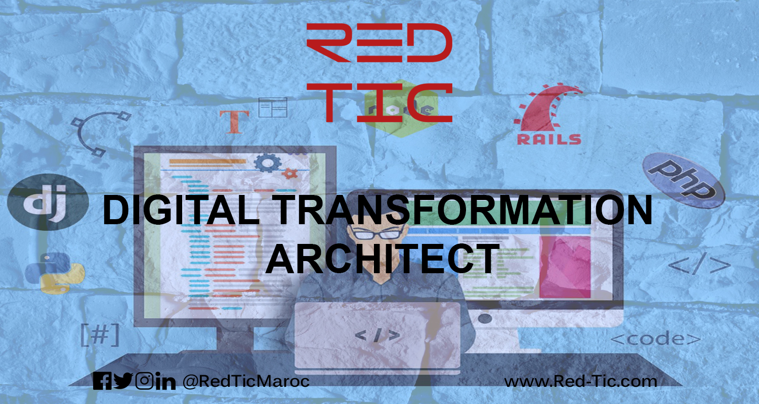 DIGITAL TRANSFORMATION ARCHITECT
