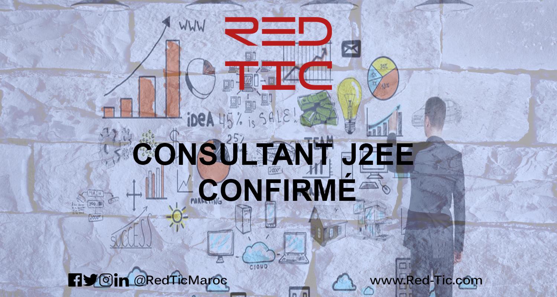 CONSULTANT J2EE CONFIRMÉ