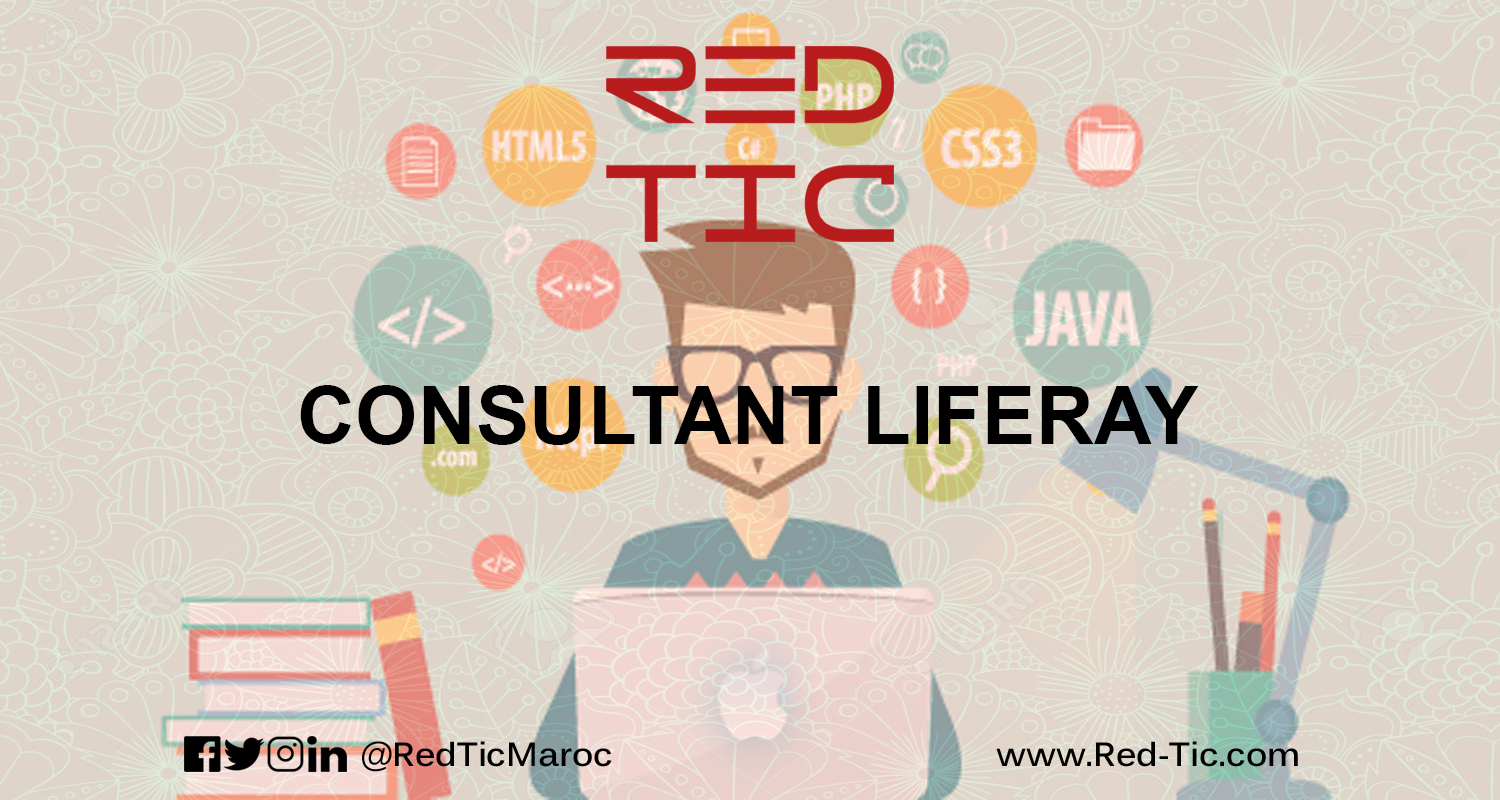 CONSULTANT LIFERAY