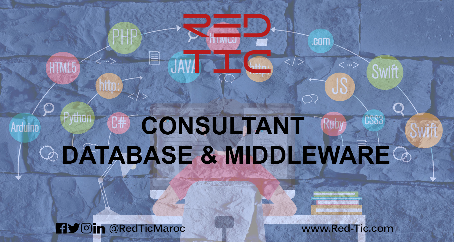 CONSULTANT DATABASE & MIDDLEWARE