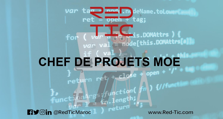 CHEF DE PROJETS MOE