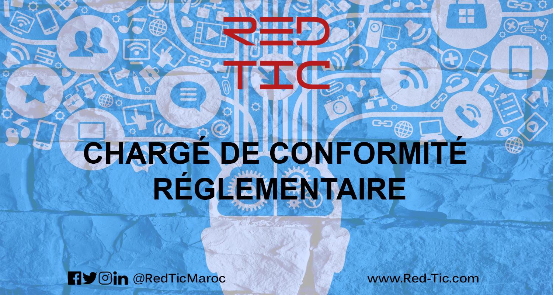 CHARGÉ DE CONFORMITÉ RÉGLEMENTAIRE