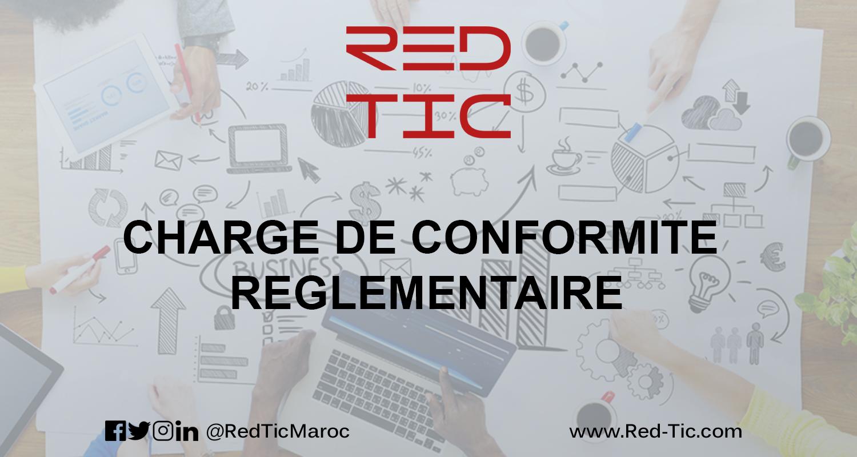 CHARGE DE CONFORMITE REGLEMENTAIRE
