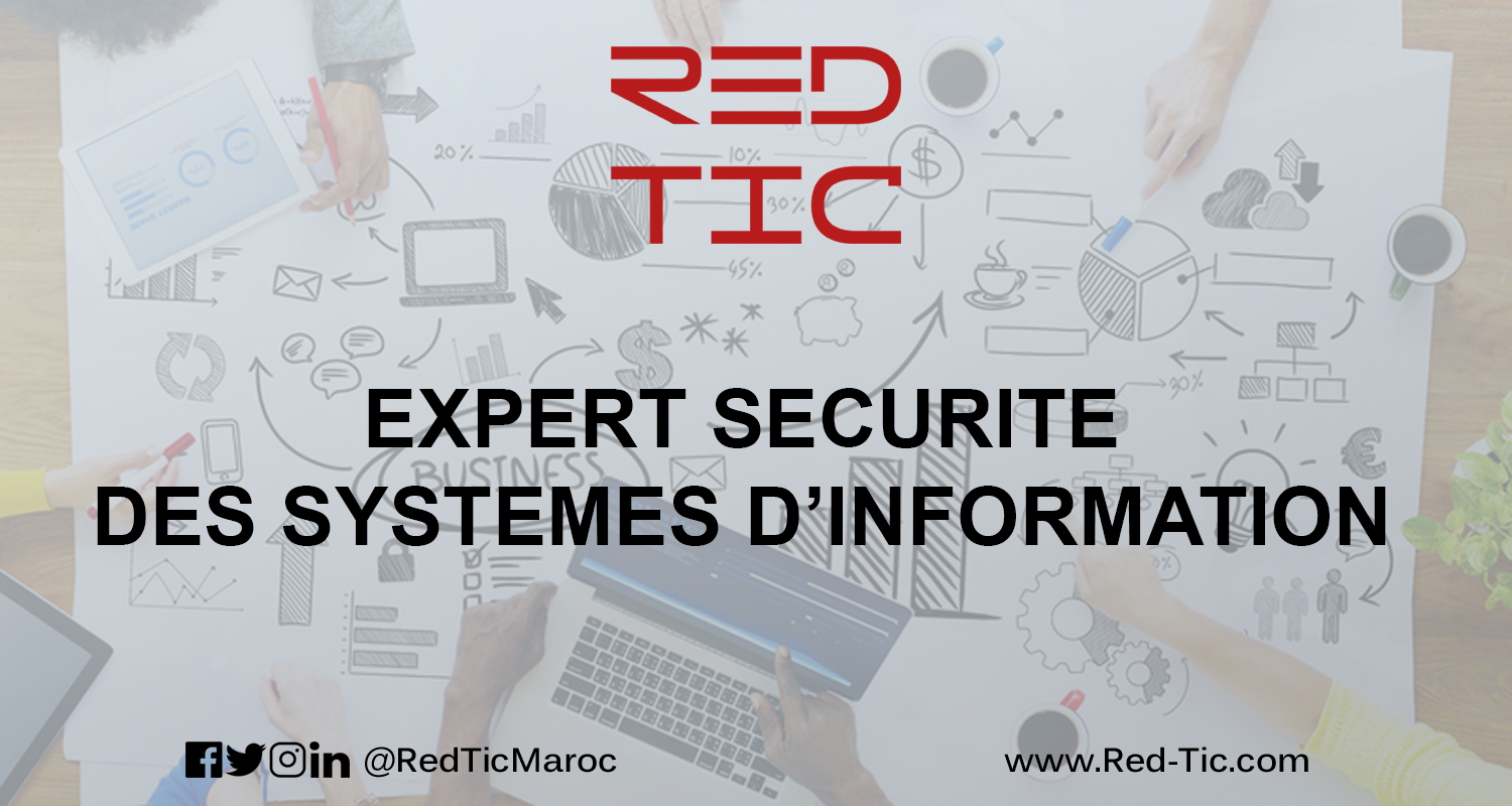 EXPERT SECURITE DES SYSTEMES D'INFORMATION