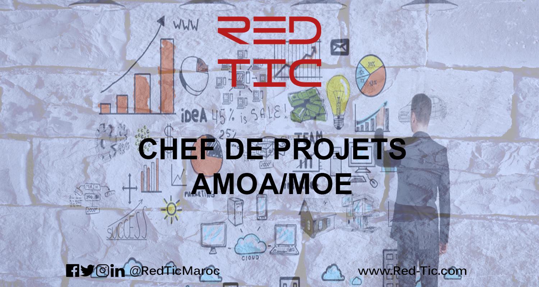CHEF DE PROJETS AMOA/MOE