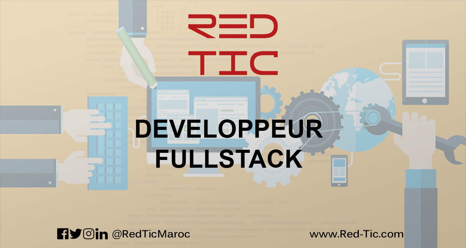 DEVELOPPEUR FULLSTACK