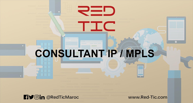 CONSULTANT IP / MPLS