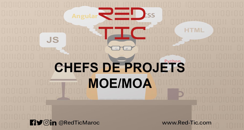 CHEFS DE PROJETS MOE/MOA