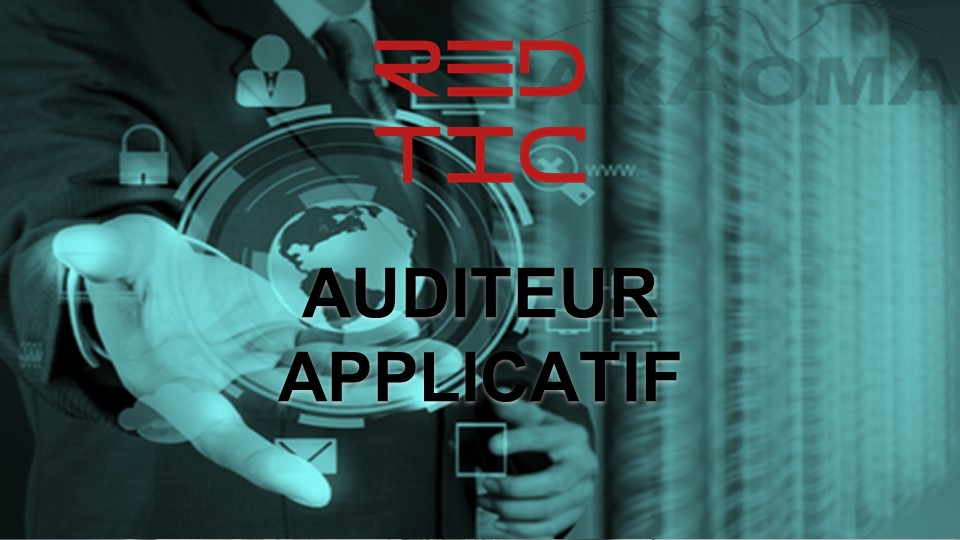 AUDITEUR  APPLICATIF