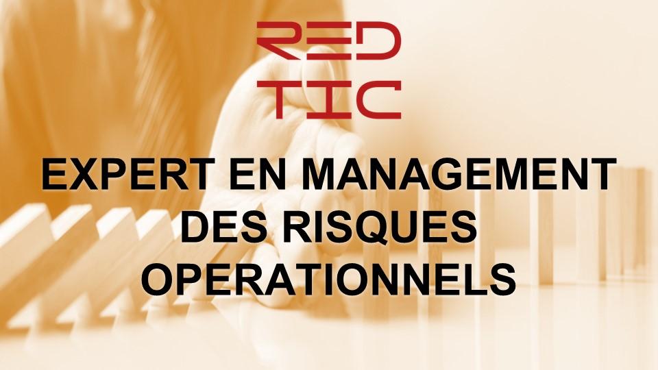 MANAGEMENT DES RISQUES OPÉRATIONNELS