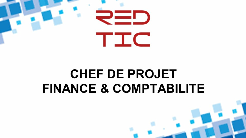 CHEF DE PROJETS MOA FINANCE & COMPTABILITE