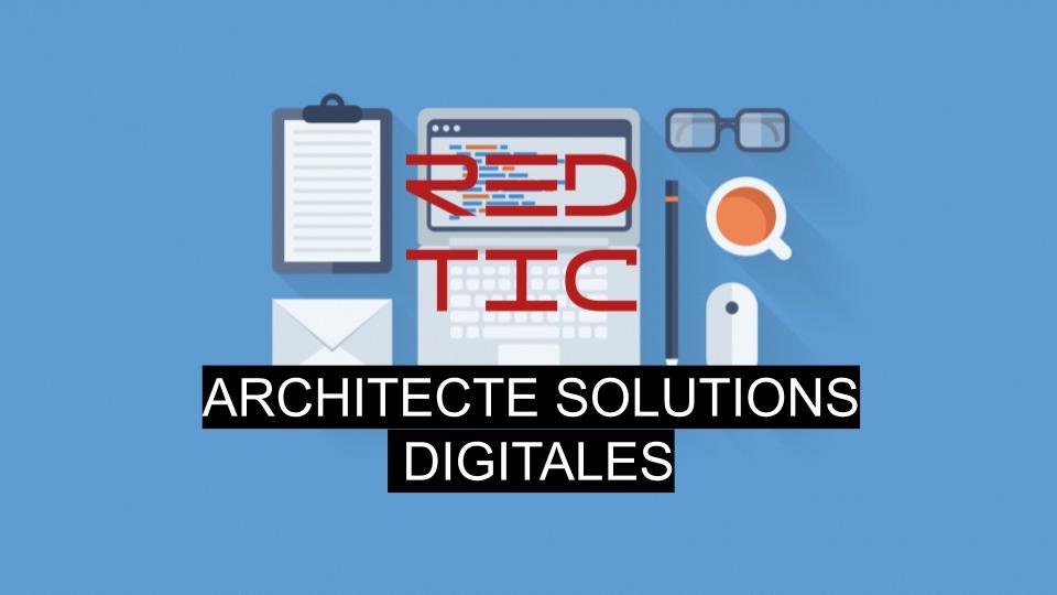 ARCHITECTE SOLUTIONS DIGITALES