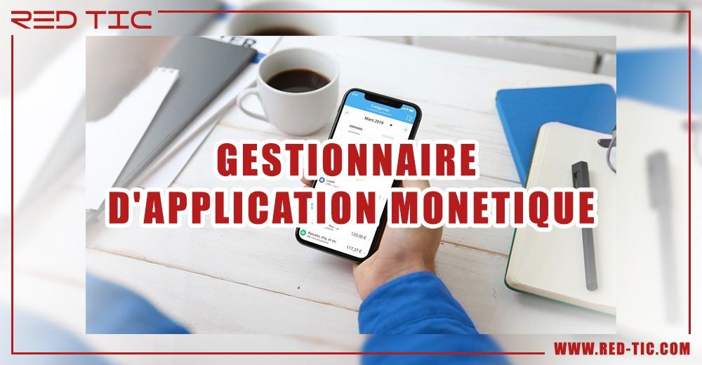 GESTIONNAIRE D'APPLICATION MONETIQUE