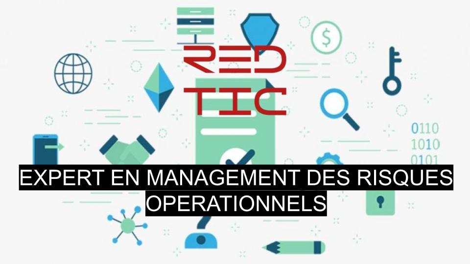EXPERT EN MANAGEMENT DES RISQUES OPERATIONNELS