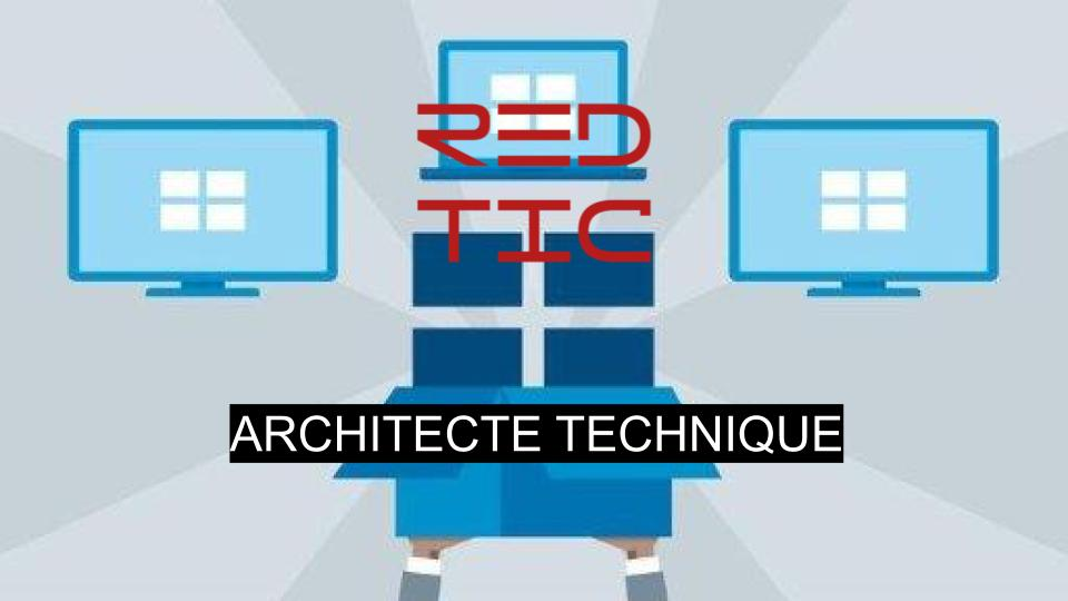 ARCHITECTE TECHNIQUE
