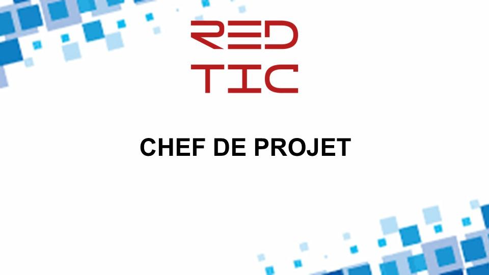 CHEF DE PROJET