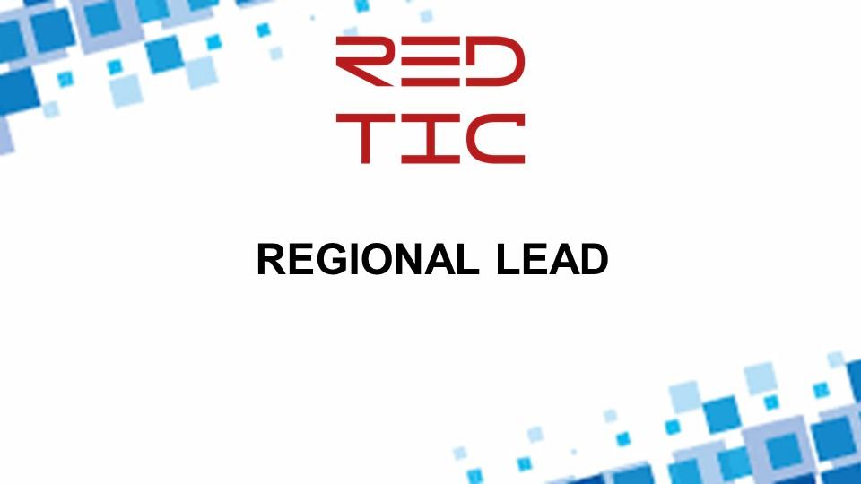 REGIONAL LEAD