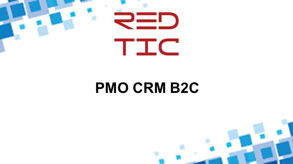 PMO CRM B2C