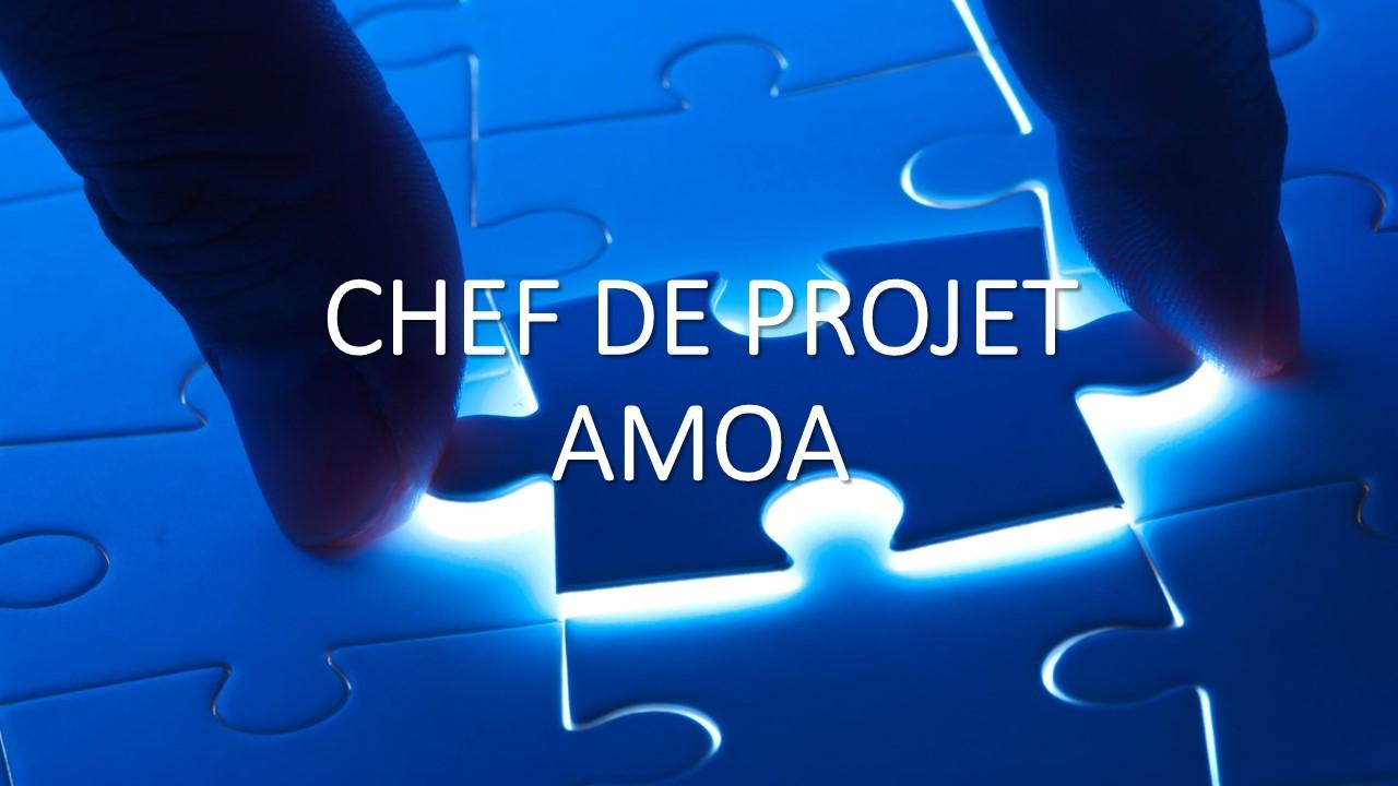 CHEF DE PROJET AMOA