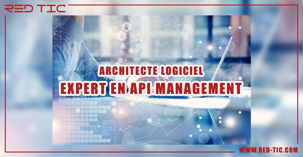 ARCHITECTE LOGICIEL EXPERT EN API MANAGEMENT
