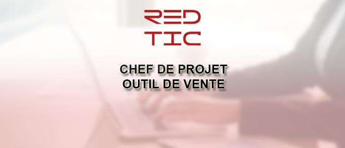 CHEF DE PROJET SENIOR OUTIL DE VENTE
